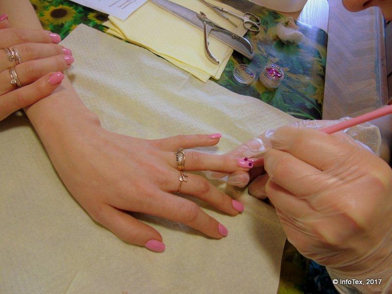 Курсы маникюра наращивания ногтей спб